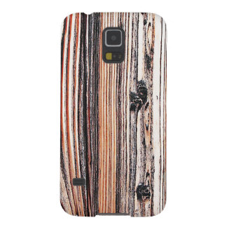 Wood Furniture Natural Brown Texture Style Fashion Galaxy S5 Case