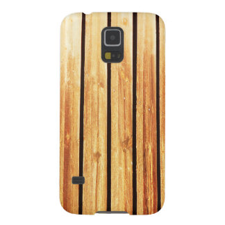 Wood Furniture Natural Brown Texture Style Fashion Galaxy S5 Cases