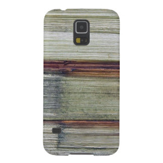Wood Furniture Natural Brown Texture Style Fashion Galaxy S5 Cover