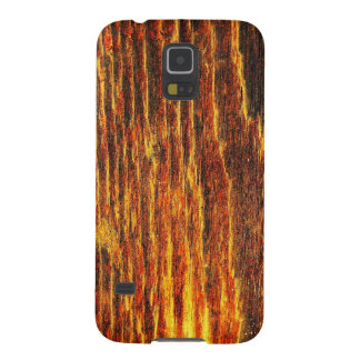 Wood Furniture Natural Brown Texture Style Fashion Galaxy S5 Covers