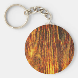 Wood Furniture Natural Brown Texture Style Fashion Keychain