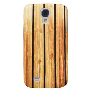 Wood Furniture Natural Brown Texture Style Fashion Samsung Galaxy S4 Case