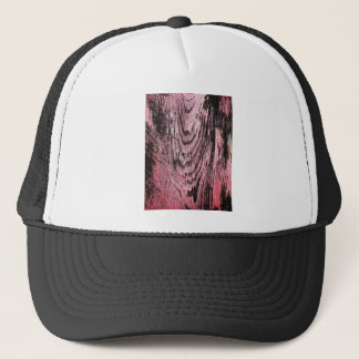 Wood Furniture Natural Brown Texture Style Fashion Trucker Hat