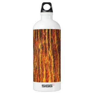 Wood Furniture Natural Brown Texture Style Fashion Water Bottle