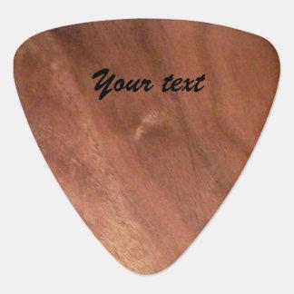 Wood Grain 15 Guitar Pick