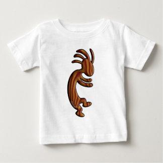 Wood Grain Baby T-Shirt