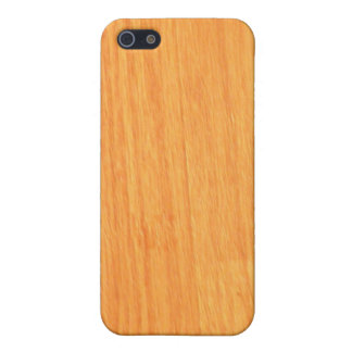 Wood Grain Cover For iPhone SE/5/5s