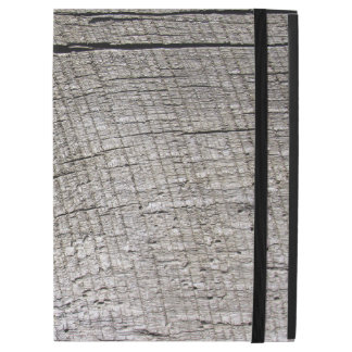 Wood Grain Design iPad Case