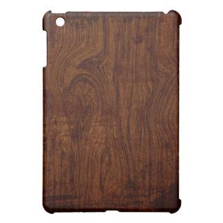 Wood Grain iPad Case