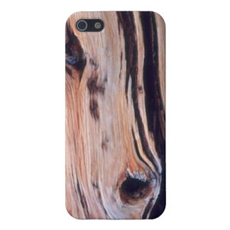 Wood Grain - iPhone 5 Case