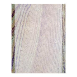 Wood Grain Letterhead