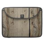 Wood Grain Macbook Pro 15 Inch Laptop Sleeve MacBook Pro Sleeves