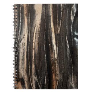 Wood Grain Notebook