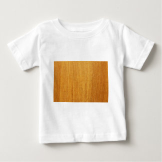 Wood Grain Pattern Baby T-Shirt
