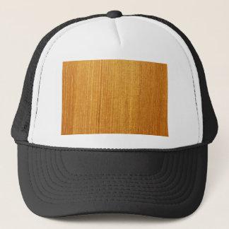Wood Grain Pattern Trucker Hat