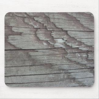 Wood Grain Photo Mouse Pad