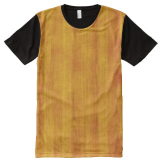Wood Grain Texture #2 All-Over Print T-shirt
