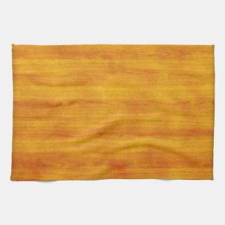 Wood Grain Texture #2 Hand Towel