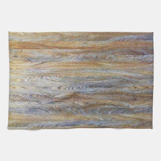 Wood Grain Texture #3 Towel
