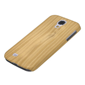 Wood Grain Texture Samsung Galaxy S4 Covers