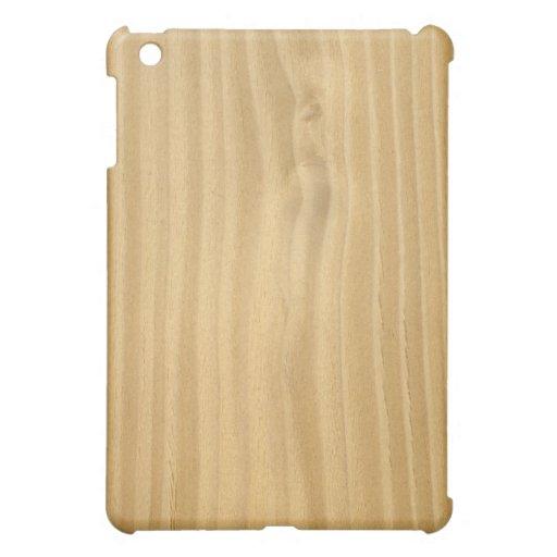 Wood Grain Texture iPad Mini Cases