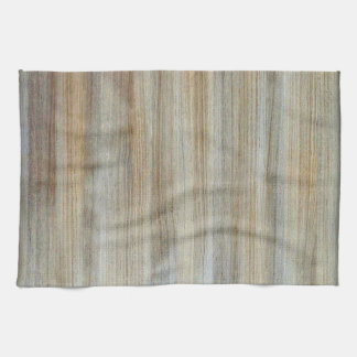 Wood Grain Texture Towel