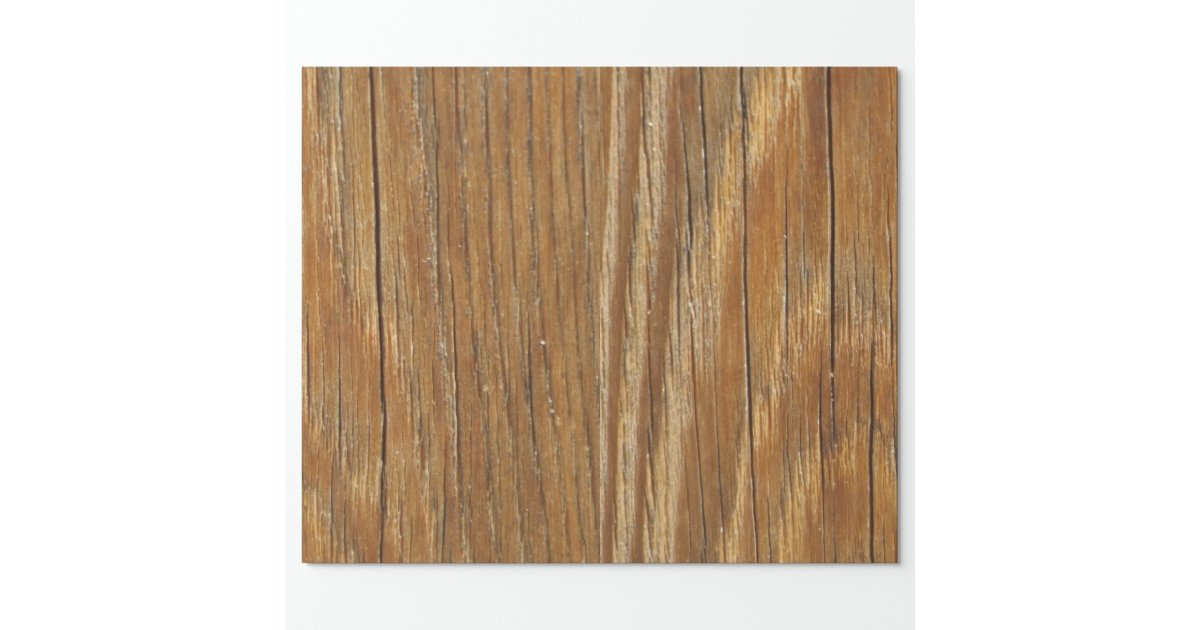 wood grain wrapping paper Use our wood-look wrapping paper to add a natural, masculine touch to birthday presents, father's day gifts and more heavy-weight paper with cut lines.