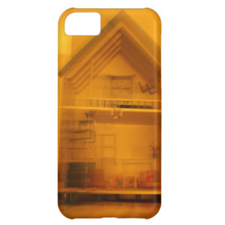 Wood House iPhone 5C Cases