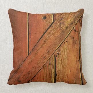 Wood Image Pillow - SRF