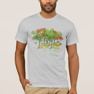 Wood in Spring T-Shirt