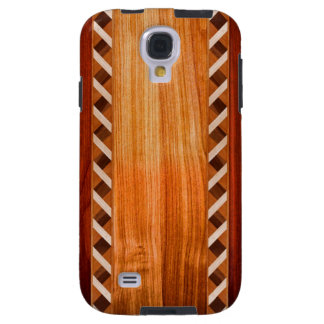 Wood Inlay Phone Case - Light