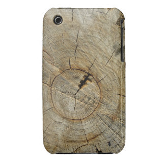 Wood iPhone 3 case
