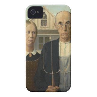 Wood iPhone 4 Case-Mate Case