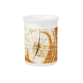 wood.jpg drink pitcher