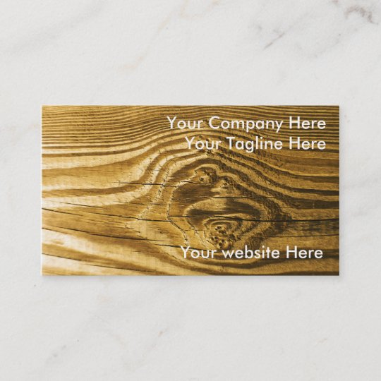 wood knot grain background texture business card  zazzle