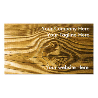 wood knot grain background texture business card template