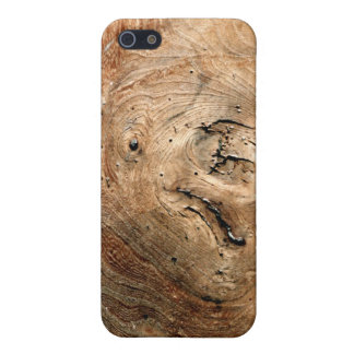 Wood Knot iPhone SE/5/5s Case