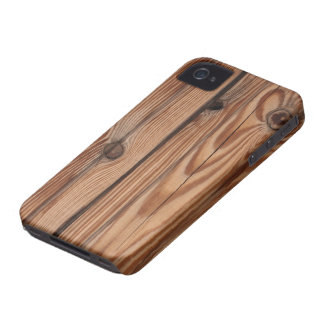 Wood Knot - Wood Grain Texture Case-Mate iPhone 4 Cases