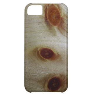 Wood Knots iPhone 5C Case