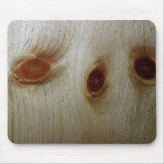 Wood Knots Mouse Pad