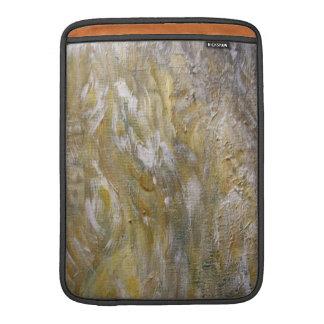 Wood Land Pattern MacBook Sleeve