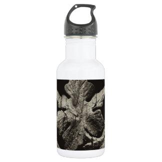 Wood Leaf Water Bottle