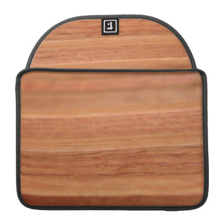 Wood Lines Sleeve For MacBook Pro