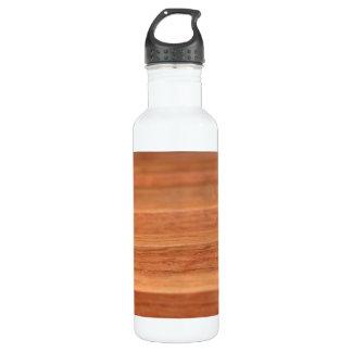 Wood Lines Water Bottle