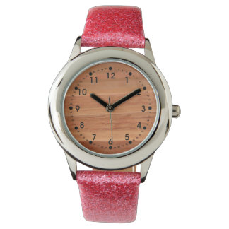 Wood Lines Wristwatches