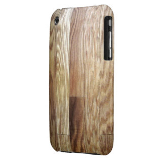 Wood look Iphone 4scase iPhone 3 Cases