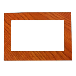 Wood Look Magnetic Frame