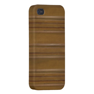 Wood Molding iPhone 4 Cover