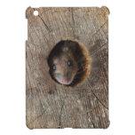 Wood Mouse Case For The iPad Mini