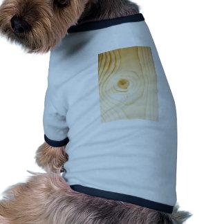 wood Natural Brown Texture Style Fashion Art Creat Doggie Tee